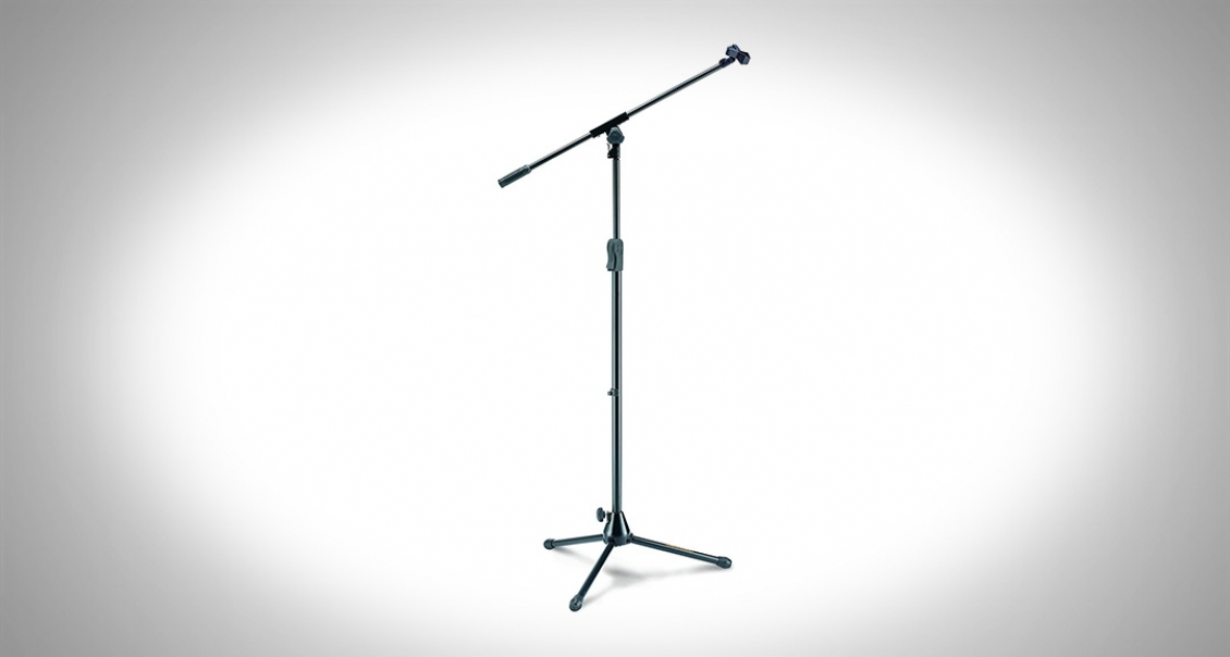 Hercules MS531B Mic Stand (with boom)